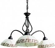 Люстра Arte Lamp RUSTICA A6884LM-3BR