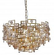 Люстра Crystal Lux DIEGO SP9 D600 GOLD